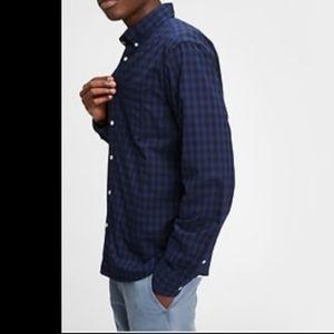 Gap Checkered Button Up Shirt